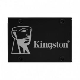 SSD 2.5 SATA Kingston 2TB KC600-550R/520W 90/80K IOPs - 0740617304350