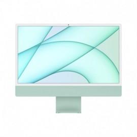 APPLE iMac 24P Retina 4.5K Apple M1 Chip with 8 Core CPU and 7 Core GPU 256GB Green - 0194252439982