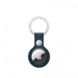APPLE AirTag Leather Key Ring - Baltic Blue - 0194252129180