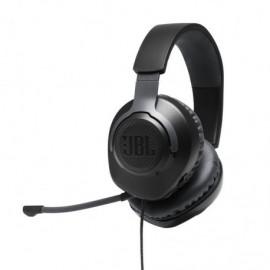 Auscultadores Gaming C/ Fio JBL Quantum 100 Over Ear BLACK - 6925281969621