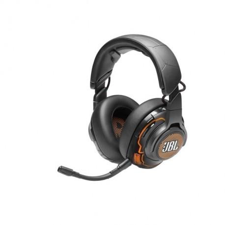 Auscultadores Gaming S/ Fio JBL QUANTUM One Over Ear BLACK - 6925281969737