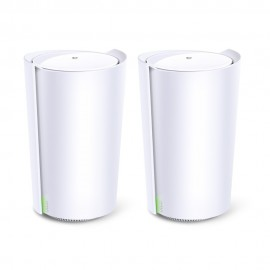 Router TP-Link AX6600 Whole Home Mesh Wi-Fi Deco X90 2-pack - 6935364052621