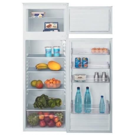 Frigorifico com Congelador Candy CFBD2650A de Livre Instalação 158 cm 242 L Branco - 8016361895317