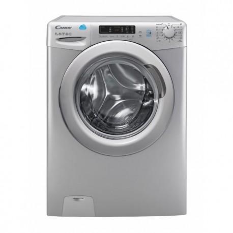 Máquina de Lavar Roupa Candy CS1292 de Livre Instalação Entrada Frontal 7 Kg 1200 RPM Cinzento - 8016361926769