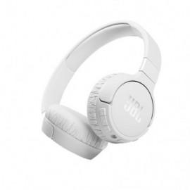 Auscultadores Bluetooth JBL Tune 660 NC On Ear BRANCO - 6925281983313