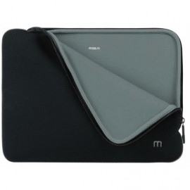 """Bolsa MOBILIS Skin de 12.5"""" a 14"""" 35,6 cm Black And Grey - 049013 - 3700992518053"""