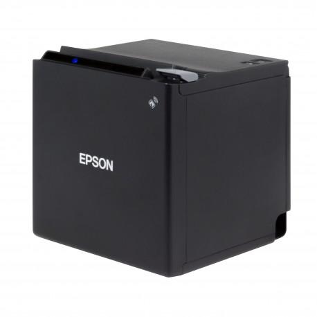 Epson TM-m30II (112) 203 x 203 DPI Com fios e sem fios, Termal, Impressora POS, 250 mm/seg, ANK, 8,3 cm, Preto - 8715946685069
