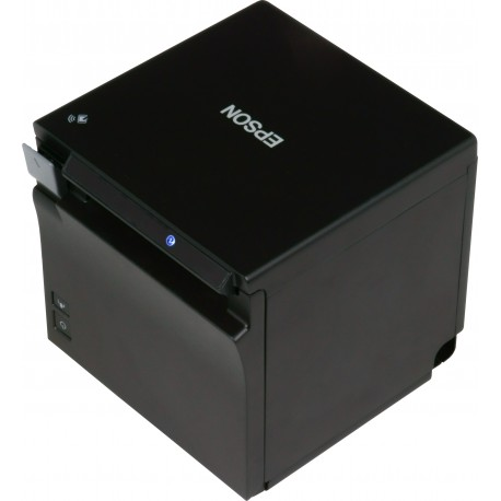 Epson TM-M30II 203 x 203 DPI Com fios, Termal, Impressora POS, 250 mm/seg, 58 - 80 mm, 8 cm, Preto - 8715946684796