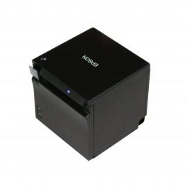 Impressora EPSON TM-m30IIH USB + Ethernet + BT + Lightning + SD. PS. EU. Preto