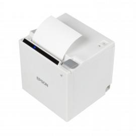 Impressora EPSON TM-m30IIH USB + Ethernet + BT + Lightning + SD. PS. EU. Branco