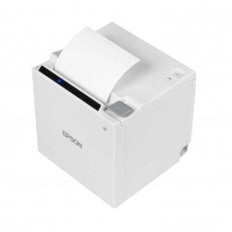 Epson TM-M30II-H 203 x 203 DPI Com fios e sem fios, Termal, Impressora POS, 250 mm/seg, 58 - 80 mm, 8 cm, Branco - 8715946685014
