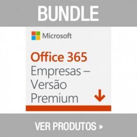 """ESD Microsoft O365 Bus Válido para ATTACH com Notebook PCs ou Tablets acima de 10.1"""""""