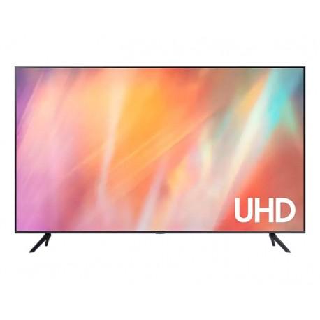 "TV LED SAMSUNG Series 7 UE75AU7105KXXC 189 cm 75"" 4K Ultra HD Smart TV Wi-Fi Preto - 8806092076181"