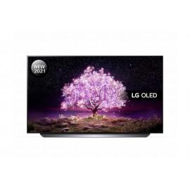 """TV OLED LG OLED55C14LB 139 cm 55"""" 4K Ultra HD Smart TV Wi-Fi Preto - 8806091154316"""