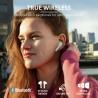Auriculares Bluetooth Trust Nika Touch Con Estuche De Carga Autonomía 6h Blancos - 8713439237054