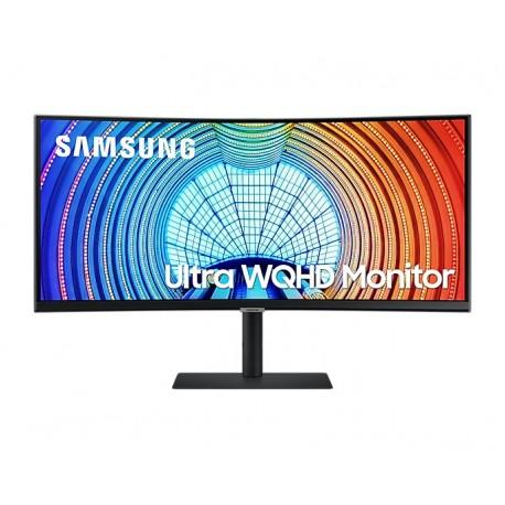 "Samsung LS34A650UXUXEN Monitor, LED, 34"", 86,4 cm, Quad HD, Ultra Wide, 100Hz, Preto- 8806090952654"