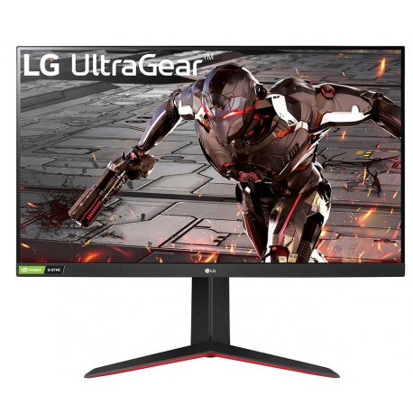 "LG 32GN550-B Monitor Gaming, IPS, 80 cm, 31.5"", Full HD, 165 Hz, 1 ms, Preto - 8806091068828"