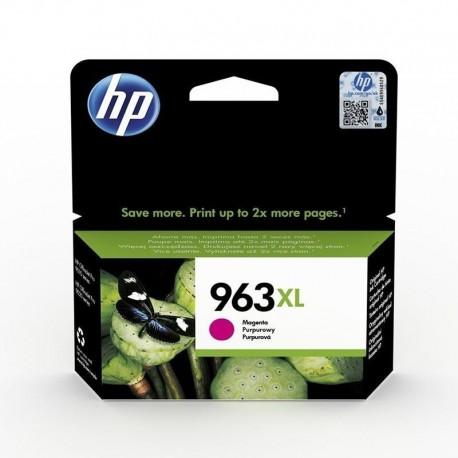 HP Tinteiro Original 963XL Magenta de Elevado Rendimento, Alta Capacidade, Rendimento Alto (XL), Cartucho de Tinta - 0192545866552
