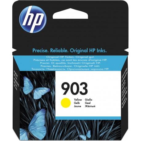 HP Tinteiro Original 903 Amarelo, Cartucho de Tinta - 0889894728852