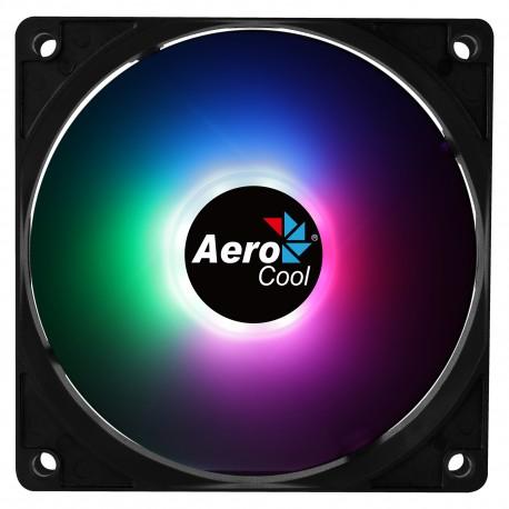 Aerocool Frost 12 para Caixa de Computador, Cooler, 12 cm, RGB, Preto, Branco - 4718009158078