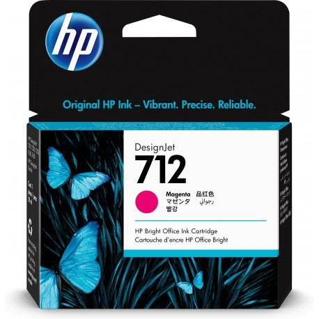 HP Tinteiro DesignJet 72 Original Magenta de 29 ml, Cartucho de Tinta - 0193905352821