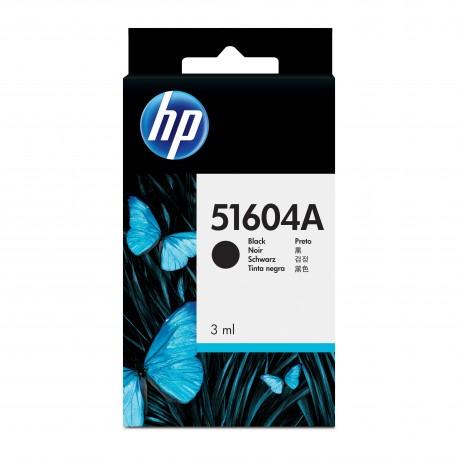 HP Tinteiro Original 51604A Preto, Papel Normal, Cartucho de Tinta - 0088698004388