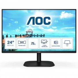 Monitor Aoc 24b2xh eu 23.8' Full Hd Negro - 4038986147170