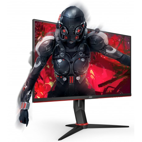 "AOC G2 24G2U5/BK Monitor Gaming, 60,5 cm, 23.8"", Full HD, LED, 1 ms, Preto - 4038986146951"