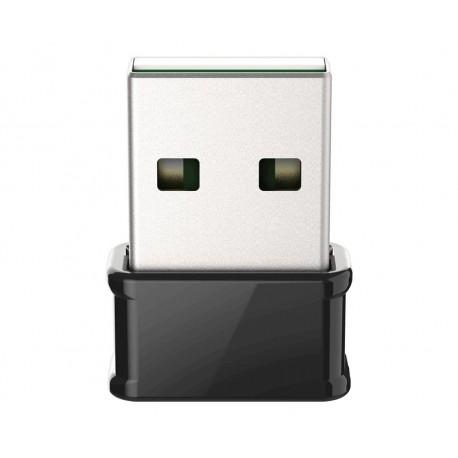 D-Link DWA-181 Cartão de Rede WLAN 867 Mbit/s, Adaptador USB, Wi-Fi 5, Sem Fios, Preto - 0790069450600