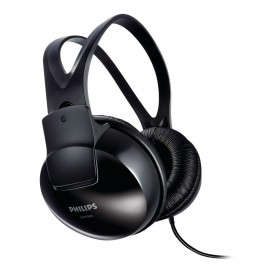 Auriculares Philips Shp1900 Jack 3.5 Negros - 8712581401801