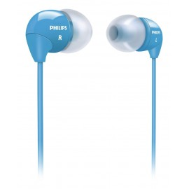 Auriculares Intrauditivos Philips She3590 Jack 3.5 Azules - 6923410713695