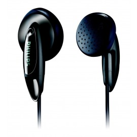 Auriculares Intrauditivos Philips She1350 Jack 3.5 Negros - 8712581336028