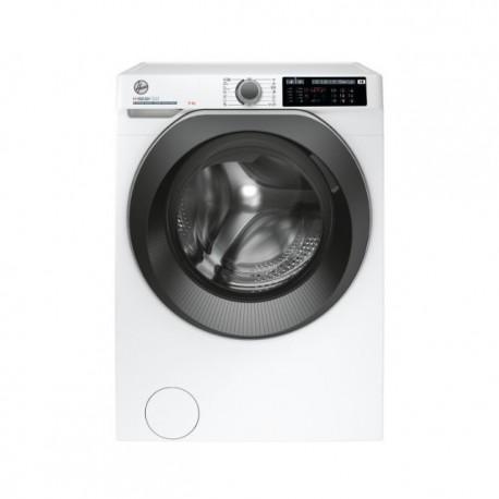 HOOVER HW 28AMBS/1 Máquina de Lavar Roupa, de Livre Instalação, Entrada Frontal, 8 Kg, 1200 RPM, Branco - 8059019003351