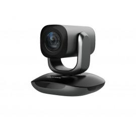 Hikvision DS-U102 PTZ para Videoconferência 1080p Zoom 5X WDR 120dB e Microfone Integrado Plug and Play