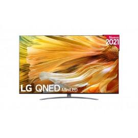 "TV LED LG 86QNED916PA 217 cm 86"" 4K Ultra HD Smart TV Wi-Fi Cinzento - 8806091380623"