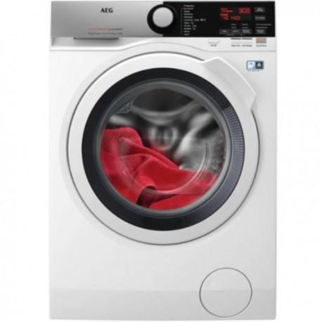 AEG L7FEE942Q Máquina de Lavar Roupa, de Livre Instalação, Entrada Frontal, 9 Kg, 1400 RPM, Branco - 7332543800261